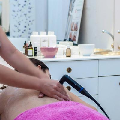 Tratamientos de belleza corporales. Reductores Reafirmantes